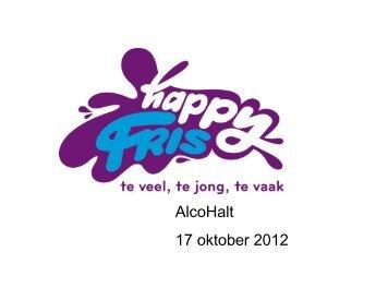 04. AlcoHalt in Happy Fris presentatie Bureau Halt 17-10-12