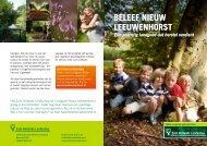 beleef nieuw leeuwenhorst beleef nieuw leeuwenhorst - Het Zuid ...