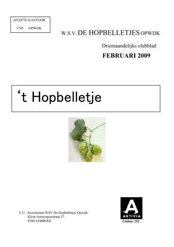 't Hopbelletje - De Hopbelletjes Opwijk