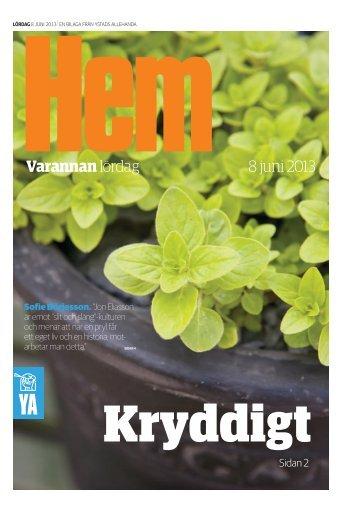 Hem - Kristianstadsbladet