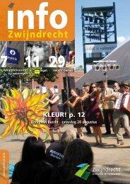 KLEUR! p. 12 - Gemeente Zwijndrecht