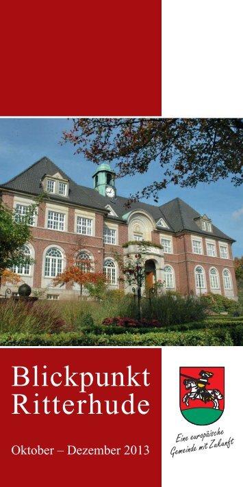 Blickpunkt Ritterhude 04/2013