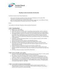 Regeling Loonkostensubsidies Drechtsteden - Sociale Dienst ...