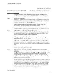 Kandestederne, den. 01.08.2006 Referat af bestyrelsesmøde den ...