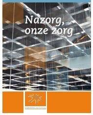 Publicatie: Nazorg, onze zorg - Veiligheidshuis.nl