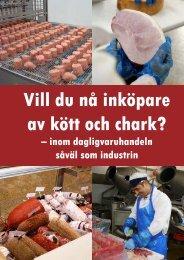 Läs mer - Kött och Charkföretagen