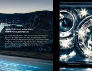 Sportliche leistungsstärke. kompromissloser luxus - Auto Stahl