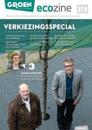 Ecozine 18 - december 2012 - Groen