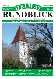 Heimat-Rundblick Nr. 104