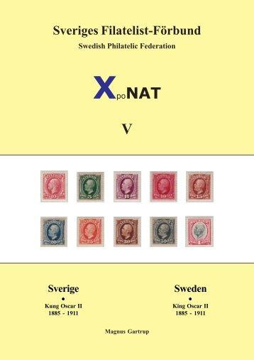 Läs mer om boken här - Sveriges Filatelist Förbund