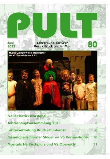 Pult Juli 2012 - lehrervertretung-bruck.at