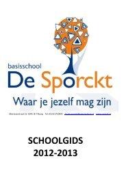 De schoolgids - Xpect Primair