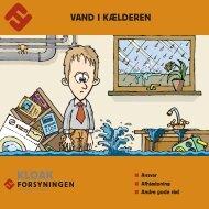 VAND I KÆLDEREN - Frederikshavn Forsyning