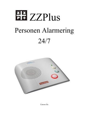 Personen Alarmering 24/7