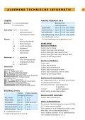 LAAGSPANNINGS- INSTALLATIEKABELS EN -DRAAD - TKF - Page 5