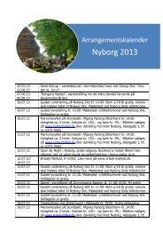 Nyborg 2013