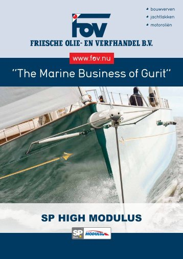 """The Marine Business of Gurit"" - FOV"