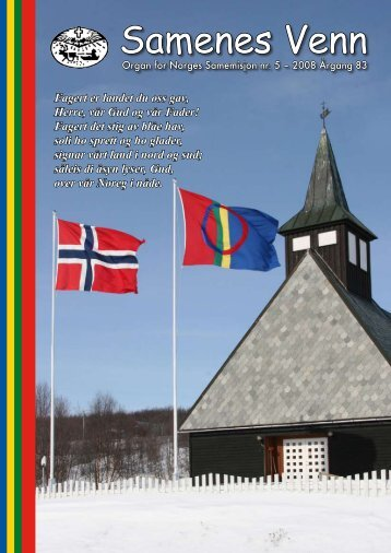 Samenes Venn - Norges Samemisjon