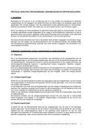 10-2_Protocol_versie_31-01-2007 - Gemeente Bussum