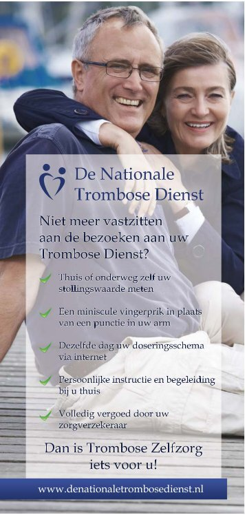 DE NATIONALE TROMBOSEDIENST