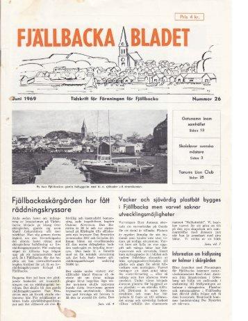 FJÄLLBACKA BL DET - Föreningen för Fjällbacka