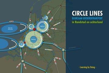 Brochure Circle Lines - Gemeente Lelystad