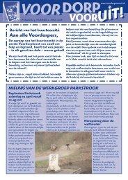Nummer 2, April 2008 - Voordorp Vooruit