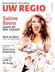 Sabine Beens - Uw Regio