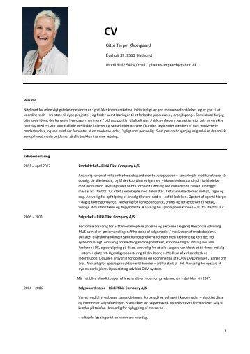 1 Gitte Terpet Østergaard - MicroCMS - nemt og billigt CMS