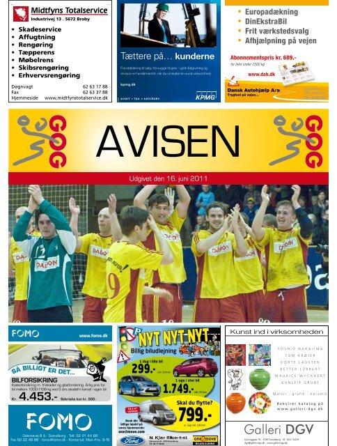 GOG avis Juni 2011