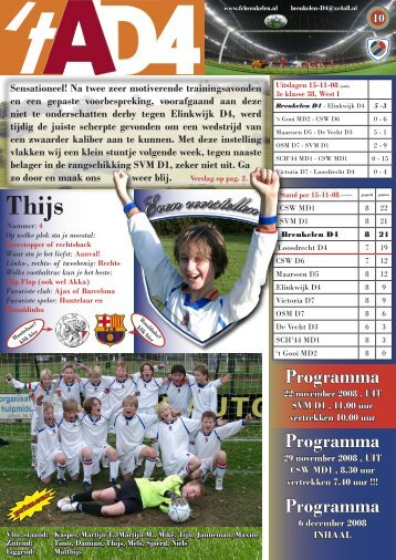 t AD4-10 - FC Breukelen
