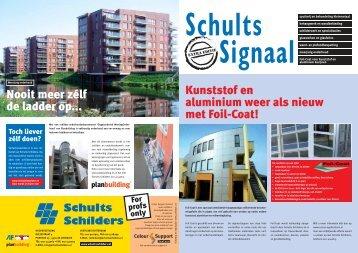 dienstefolder /2007 - Schults Schilders