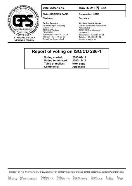 213N382 - Result CD286-1 pdf - of ISO/TC 213
