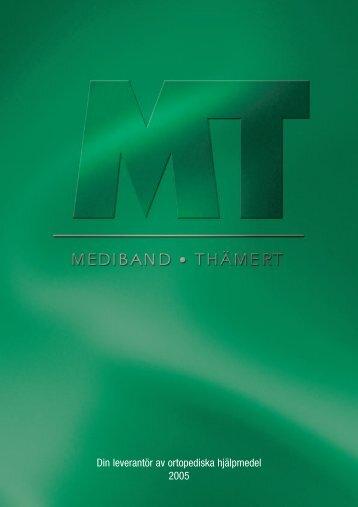 Mediband katalog 2005