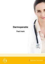 008 Fast track Darmoperatie - St-Anna - Chirurgie