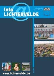 periodieke uitgave september 2012 - nr. 10 - Gemeente Lichtervelde