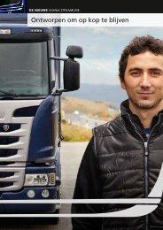 Brochure: De nieuwe Scania Streamline