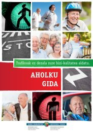 aholku gida - Trafikoa.net