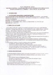 13 PUZ Batrinilor 8B - Primaria Craiova