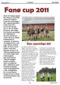D2 & D3 får motion FANØ CUP 2011! - JAI fodbold - Page 6