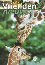 2003-25-03 - Vrienden van Blijdorp