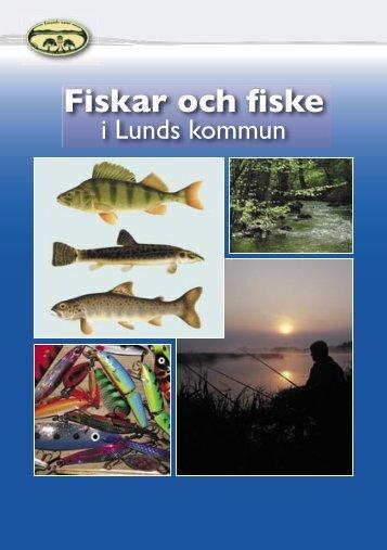 Fiskar och fiske i Lunds kommun - Höje å vattenråd