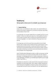 VindVarme - Ea Energianalyse a/s