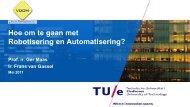 Hoe om te gaan met robotisering en automatisering? - FutureSite ...