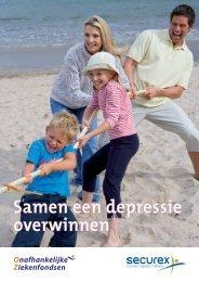 Brochure 'Samen een depressie overwinnen'