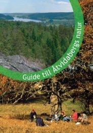 Guide till Åtvidabergs natur (internet-version) - Åtvidabergs kommun