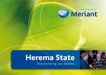 Herema State - Vanzelfsprekend Meriant