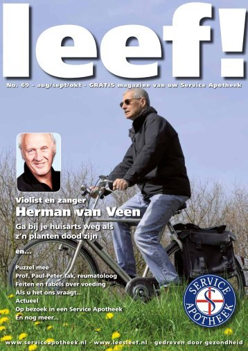 Herman van Veen - Leef!