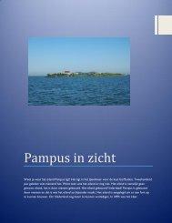 Pampus in zicht - Forteiland Pampus