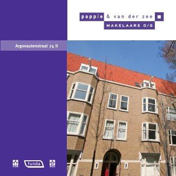 Argonautenstraat 74 II - Goes & Roos